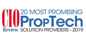 PropTech solution providers logo